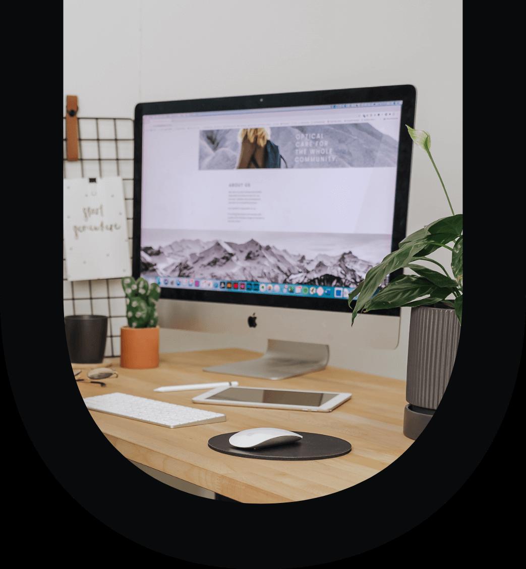 website desk